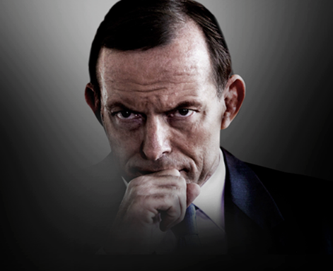 Abbott contemplates the next move.