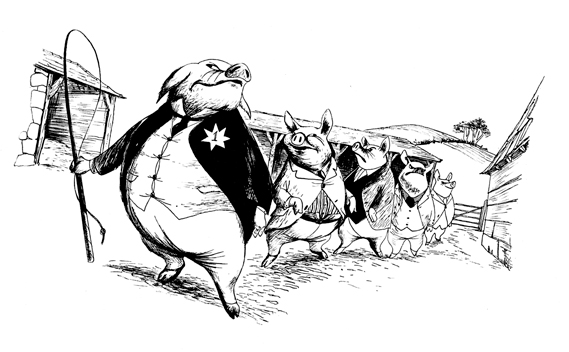 animal farm revisited